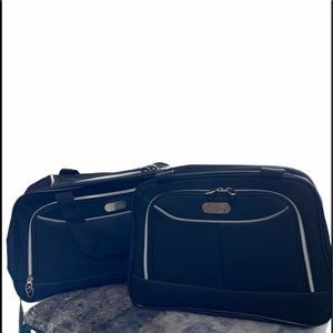 Bob Mackie Duffle Bag and Travel Bags NWOT